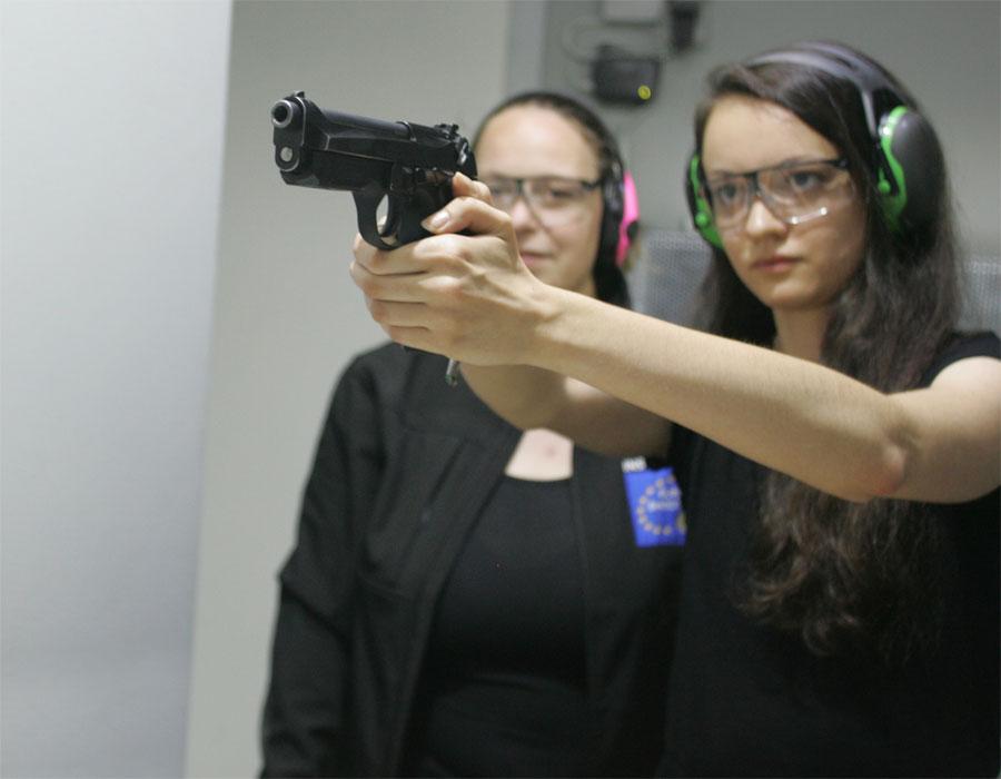 Schießtraining