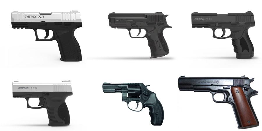 Div. Schreckschusswaffen