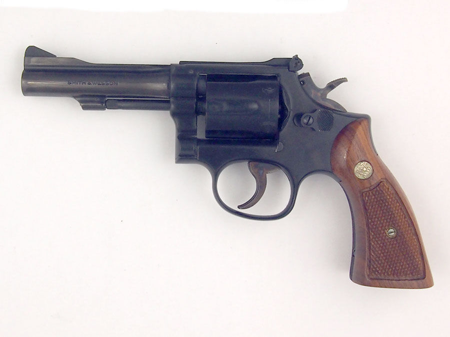 Smith & Wesson Modell 15-4