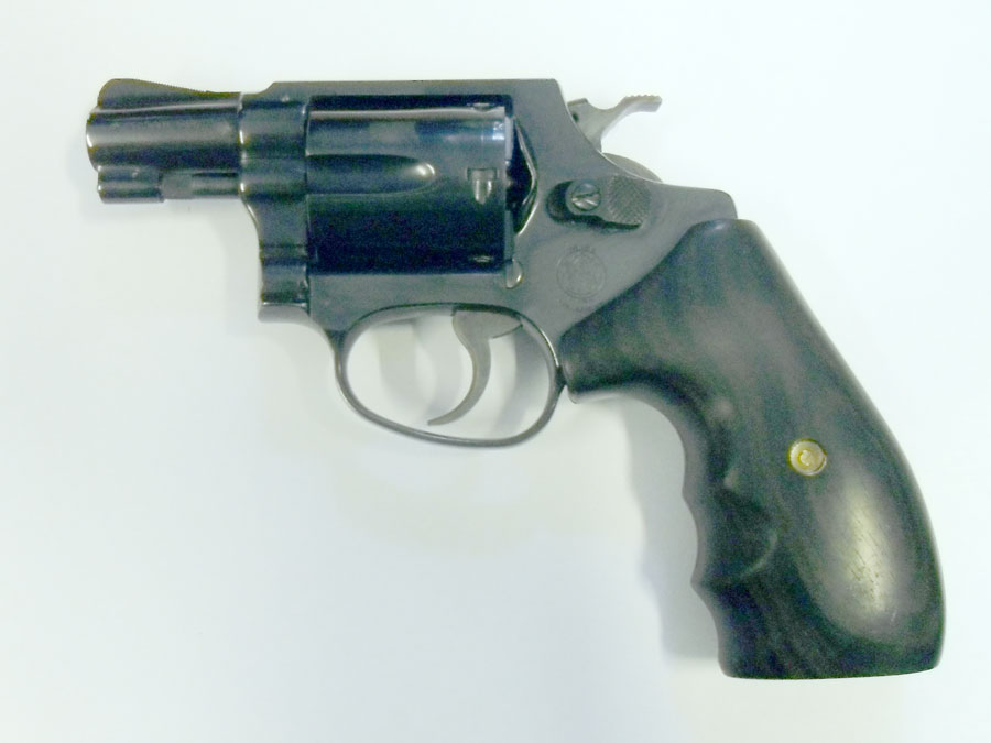 Smith & Wesson 36