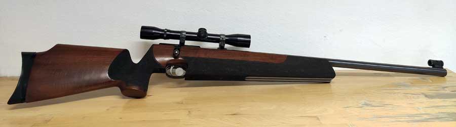 Weihrauch Matchgewehr
