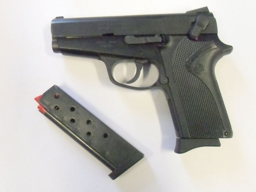 Smith & Wesson Ladysmith 3914