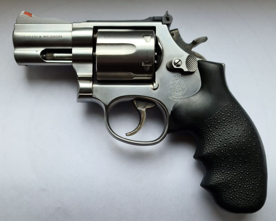 Smith & Wesson 686-4