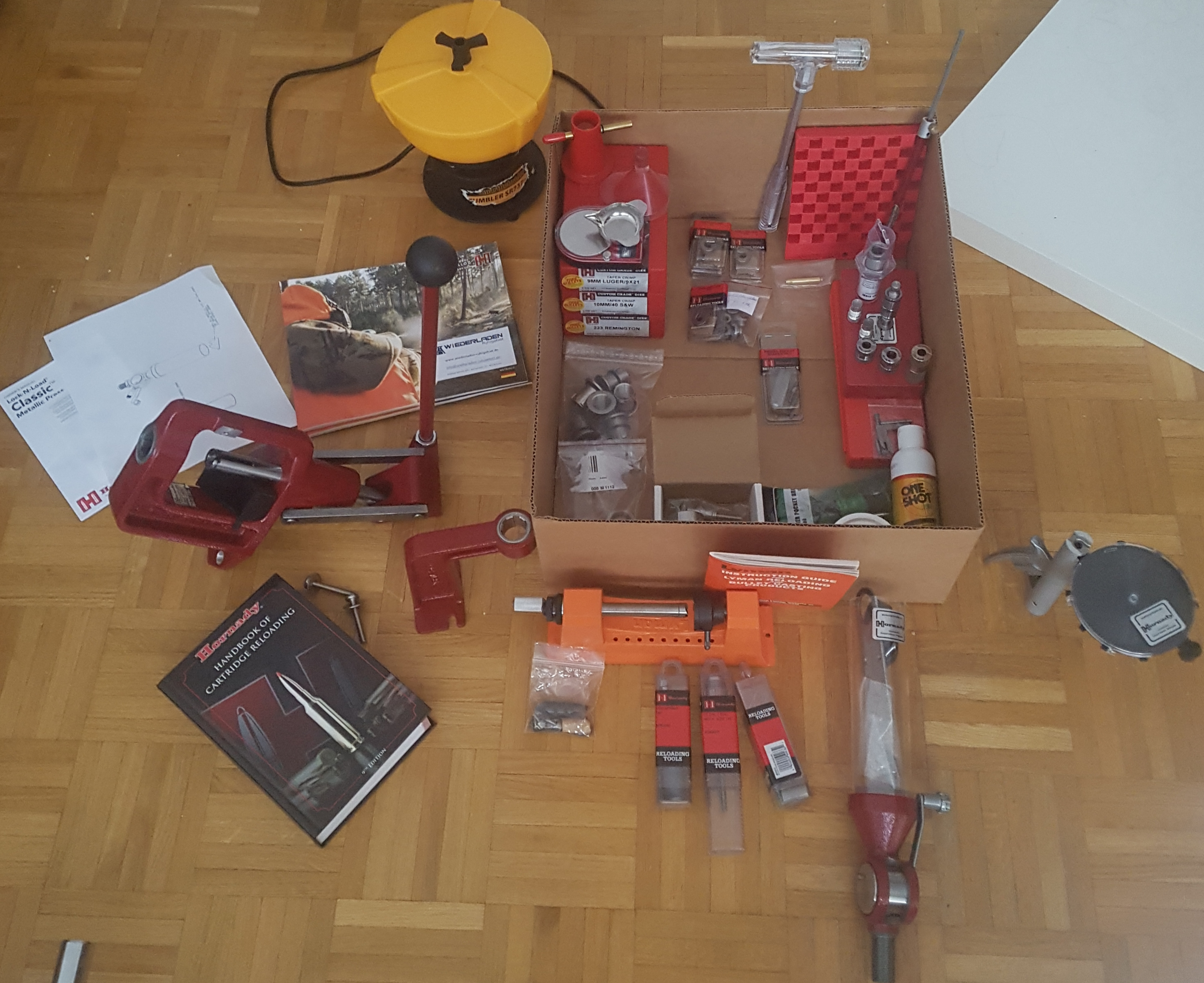 Hornady Lock-n-Load Classic Kit DELUXE